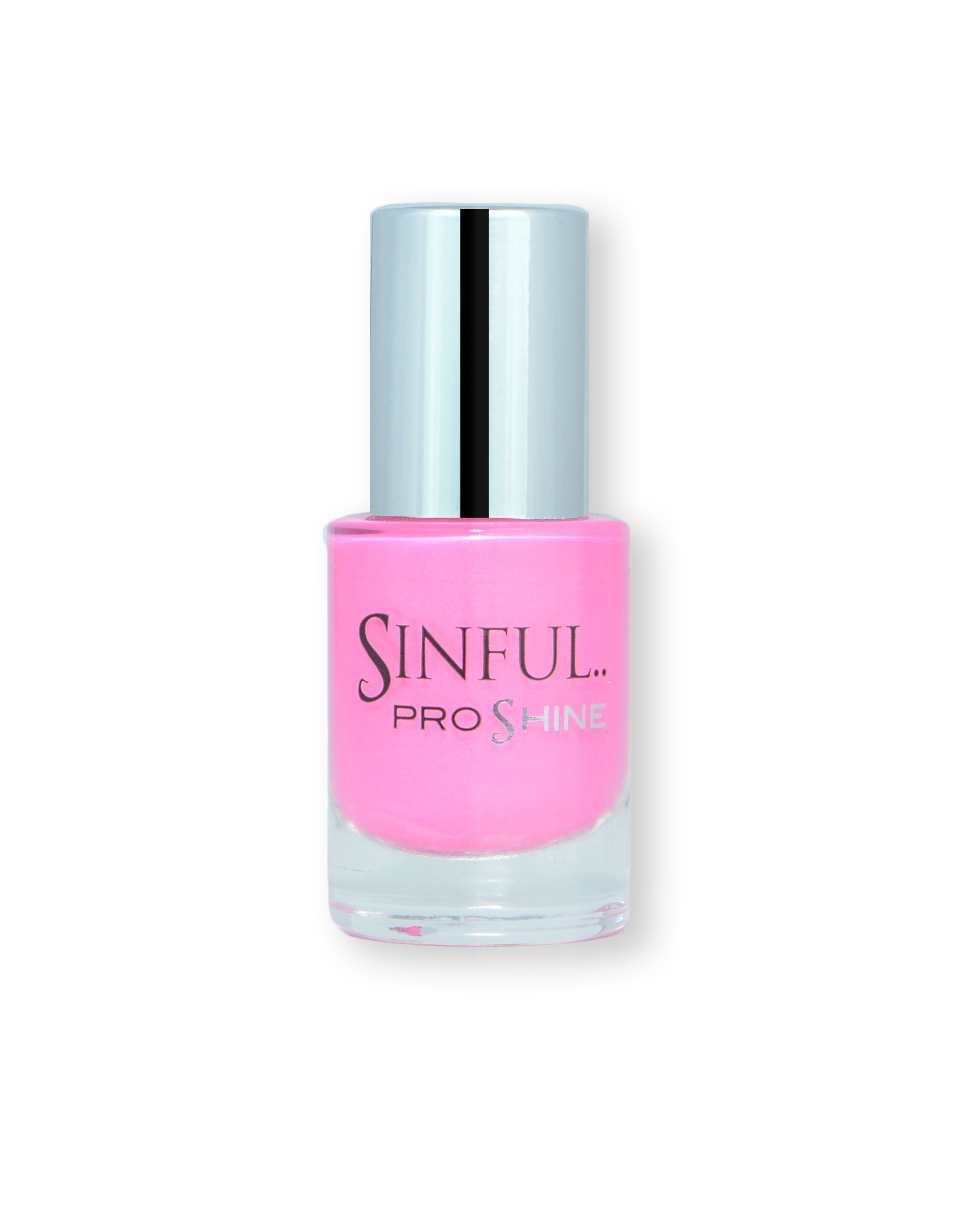 Sinful PROshine is a revolution into top spec imitation gel-like formula, easy application, full coverage and a sleek finish. Spoil yourself with the choice of 42 shades, expertly formulated with the finest grade of pigments. Ambitious: Angelic ballerina pink with a pearl finish