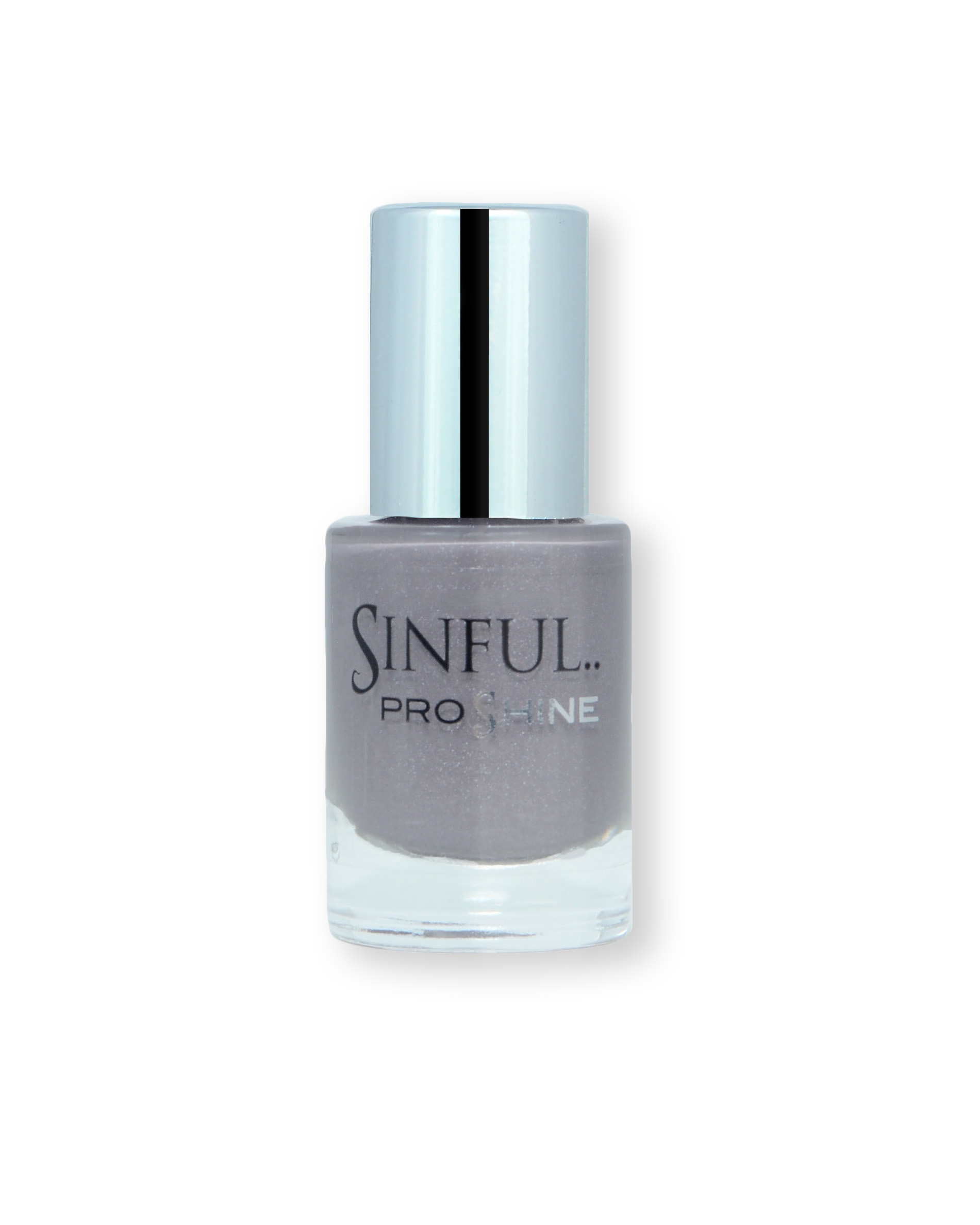 Sinful PROshine is a revolution into top spec imitation gel-like formula, easy application, full coverage and a sleek finish. Spoil yourself with the choice of 42 shades, expertly formulated with the finest grade of pigments. Fully Loaded: Stone with a subtle shimmer