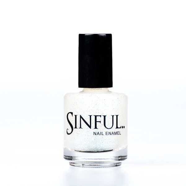 Impulse A clear glitter, use this as topcoat with a twist! Can be layered up to create a full glitter effect, or used on top of another colour to create a top coat glitter effect. 15ml