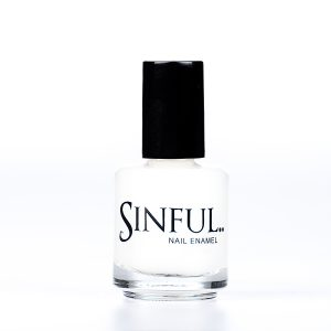 Matte Top Coat When applied to a dry nail, this innovative top coat leaves a super matte finish 15ml