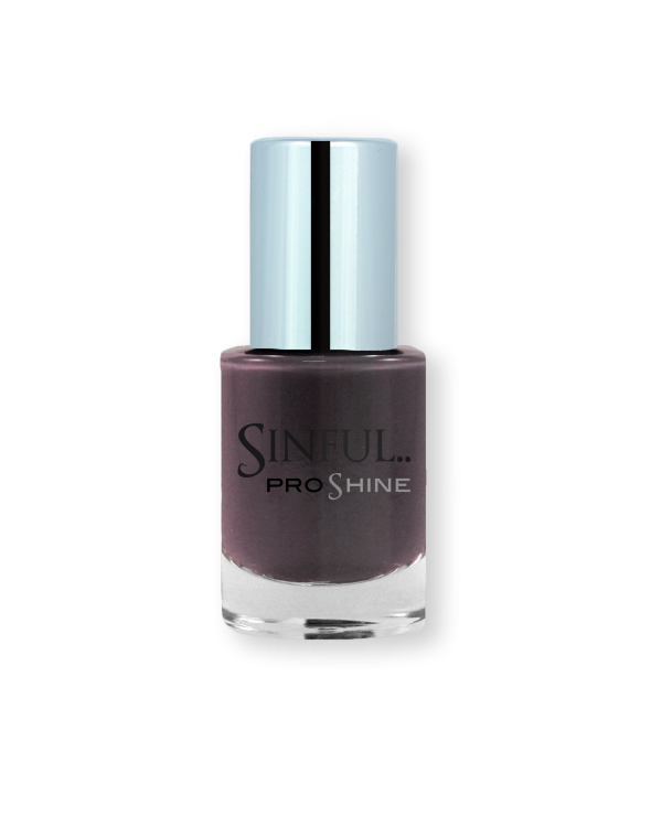 A reinvented classic; deep chocolate red is the ultimate shade for a luscious manicure.