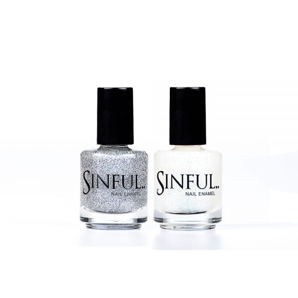 Cosmic & Impulse Duo by Sinful Nails UK AW17 Duo's // Perfect for Christmas! 15ml Saving of £1.00